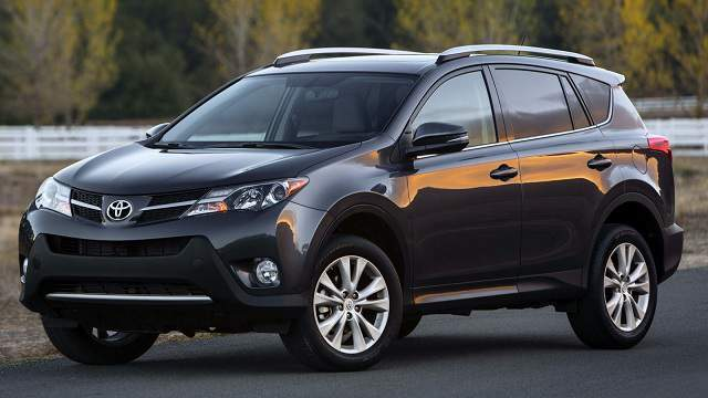 2016 Toyota Rav4 Ready For The Beach