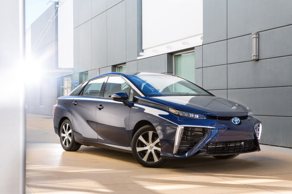 2016 Toyota Mirai Hydrogen Vehicle Thomasville