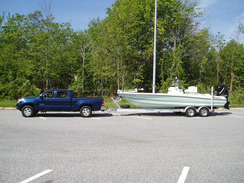 Toyota Tacoma Towing Thomasville