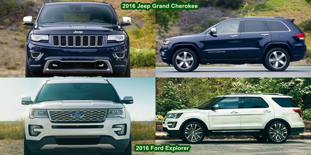 Jeep Grand Cherokee Vs Toyota 4runner >> Toyota 4runner Vs Ford Explorer Vs Grand Cherokee Archives