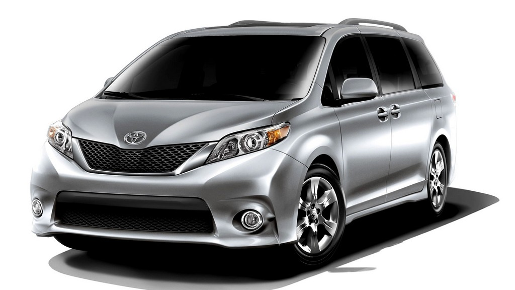 The 2016 Toyota Sienna Awarded A Top Ten Family Vehicle Thomasville