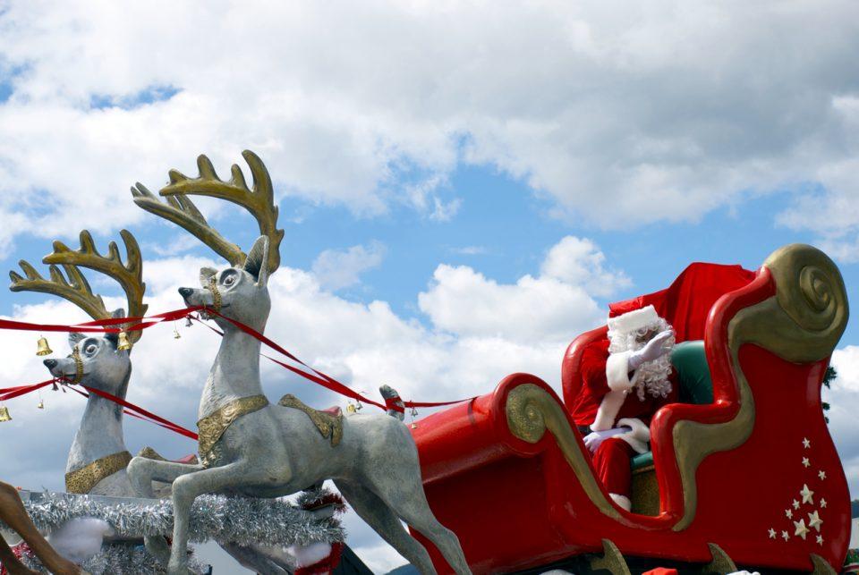 Thomasville Christmas Parade