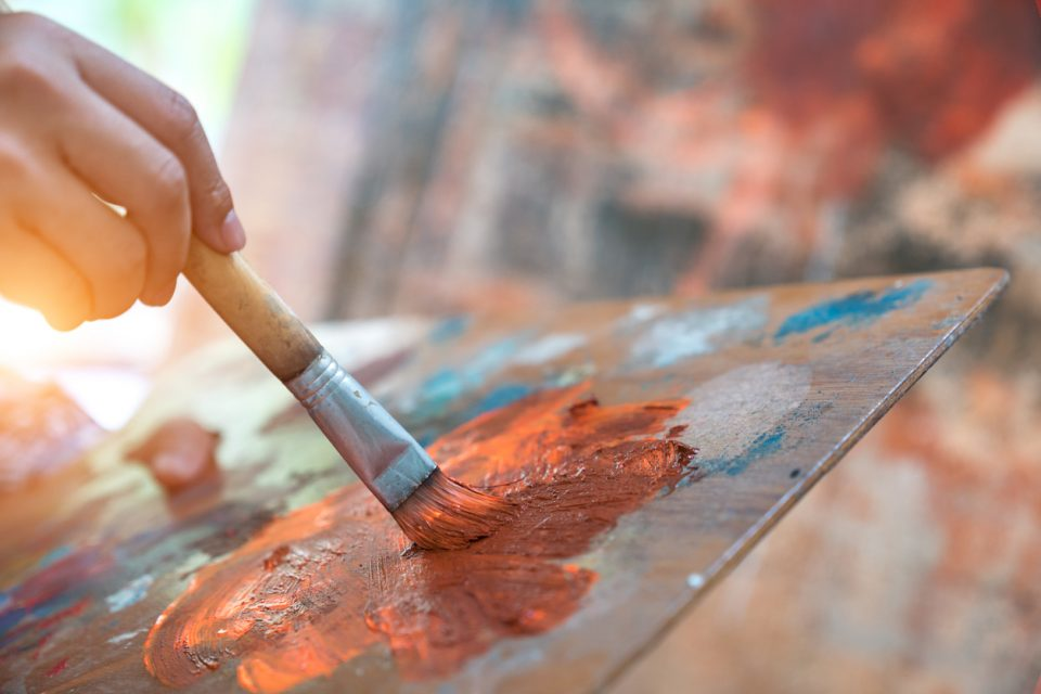 Sign Up For The Paint This Quail Art Class Thomasville Toyota