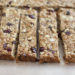 Get Your Day Going With This Chewy Granola Bar Recipe